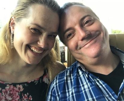 Mein Mann Nils & ich, die Mama Mony (Mama Mony Blog - Über mich)