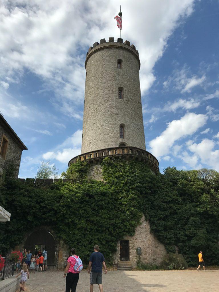 Die Sparrenburg Bielefeld