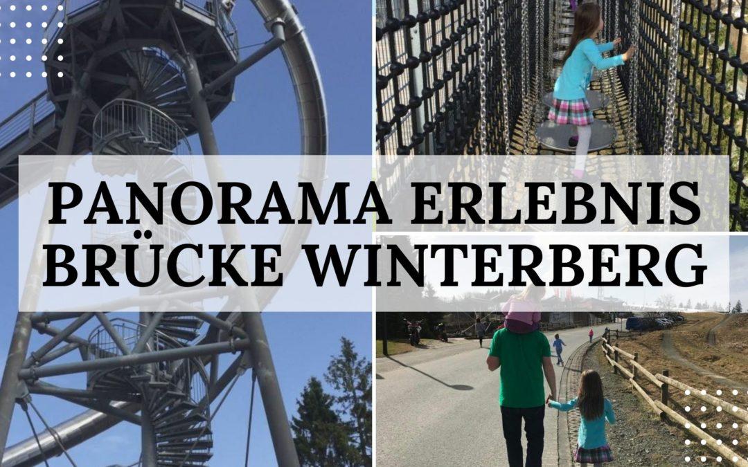 Ausflug mit Kindern: Panorama Erlebnis Brücke Winterberg