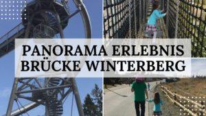 Panorama Erlebnis Brücke Winterberg - Ausflug mit Kindern - Titelbild