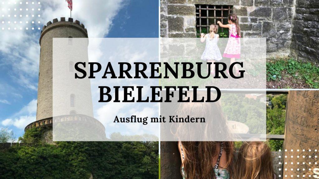 Sparrenburg Bielefeld - Ausflug mit Kindern - Titelbild