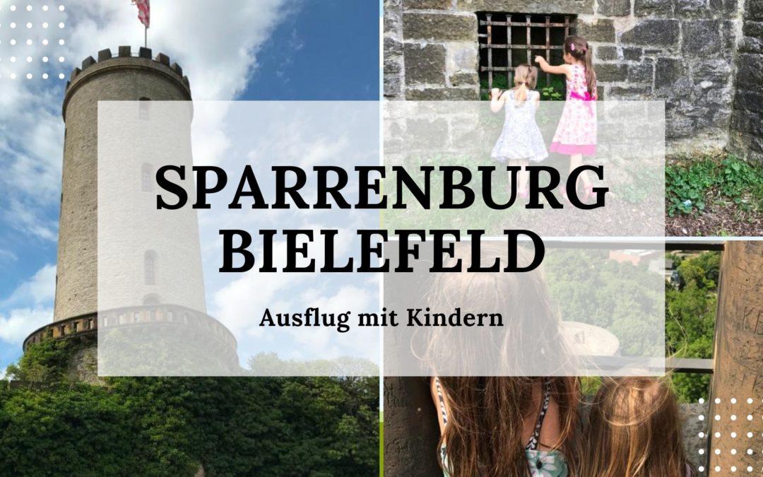 Ausflug mit Kindern: Sparrenburg Bielefeld