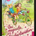 """Buch-Rezension """"Das magische Zaubertandem"""" von Andrea Schütze aus dem Dressler Verlag"""