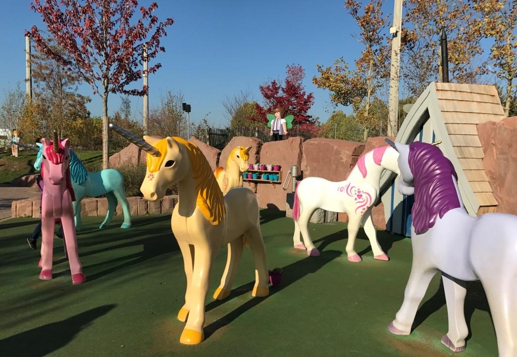 Franken mit Kindern: Playmobil FunPark Zirndorf