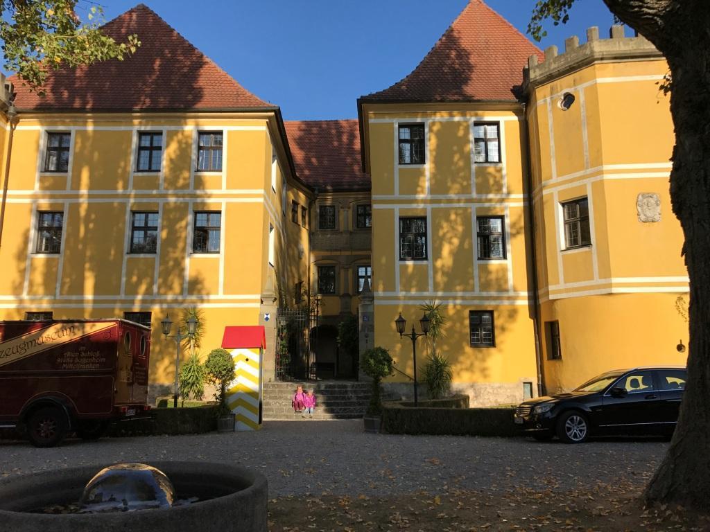 Franken mit Kindern: Spielzeugmuseum Sugenheim