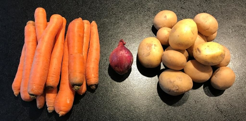 Rezept Kartoffel Möhren Eintopf