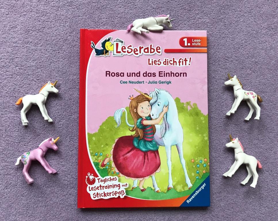 7 schöne Leserabe Erstlesebücher für Mädchen 1. Klasse