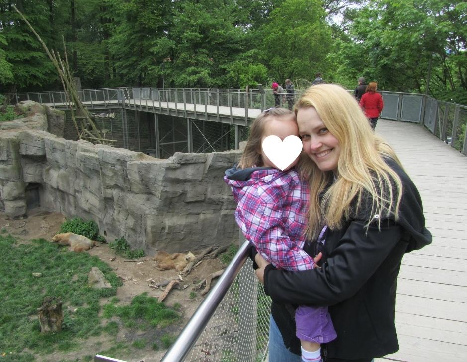 Zoo Osnabrück mit Kindern - Bären