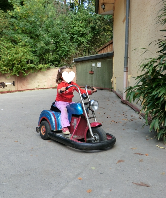 Zoo Osnabrück mit Kindern - Spielplatz