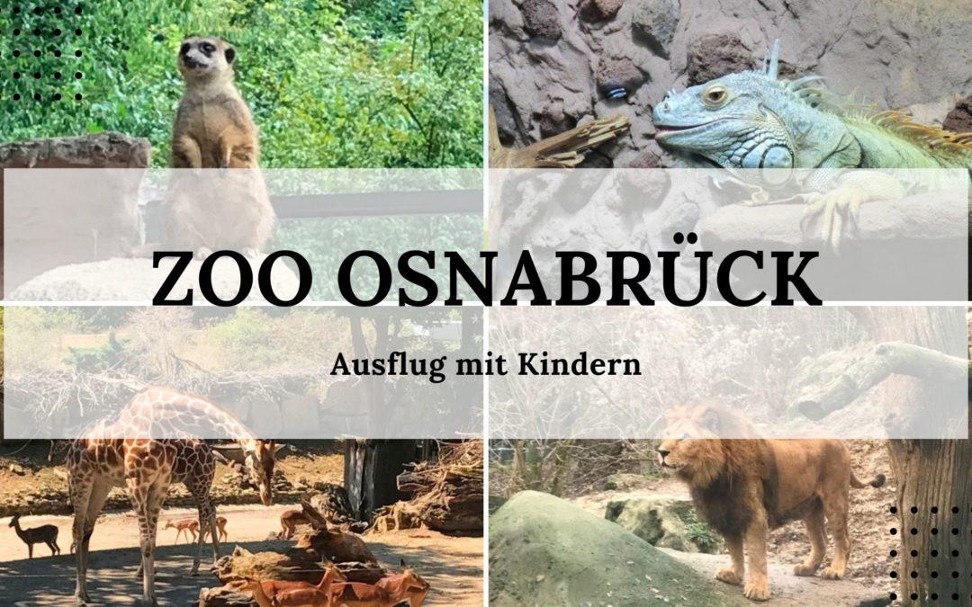 Zoo Osnabrück : Ausflug mit Kindern