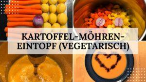 Rezept Kartoffel-Möhren-Eintopf vegetarisch - Titelbild