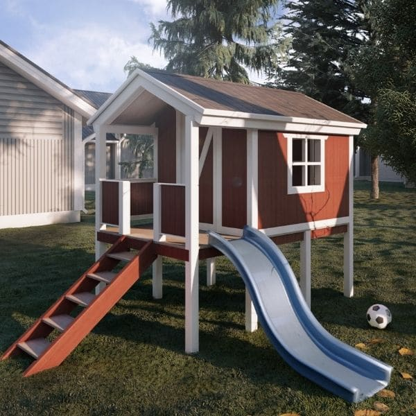 Spielhaus-Variante