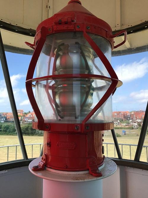 Urlaub auf Juist mit Kindern - Leuchtturm Memmertfeuer