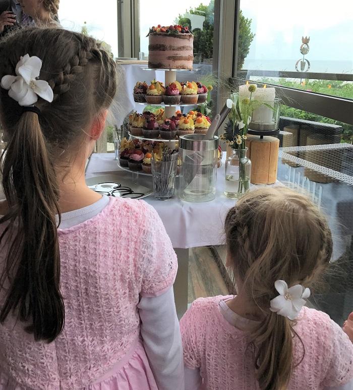 Urlaub auf Juist mit Kindern - Hochzeitsfeier Hohe Düne