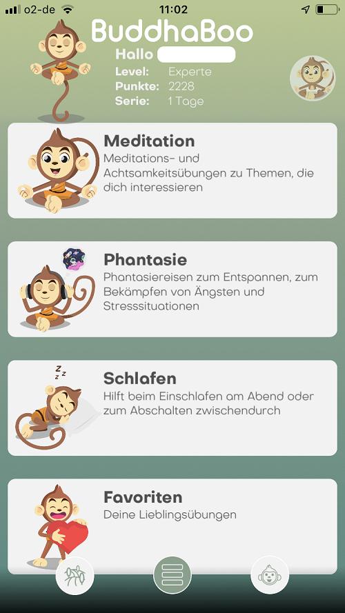 Meditation mit Kindern - BuddhaBoo App Geschwister-Profile 01