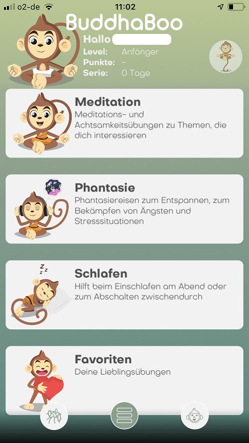 Meditation mit Kindern - BuddhaBoo App Geschwister-Profile 02