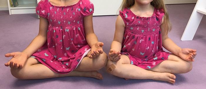 Meditation mit Kindern - BuddhaBoo App - Kinder meditieren