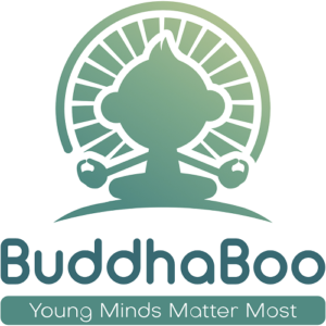 Meditation mit Kindern - BuddhaBoo Logo