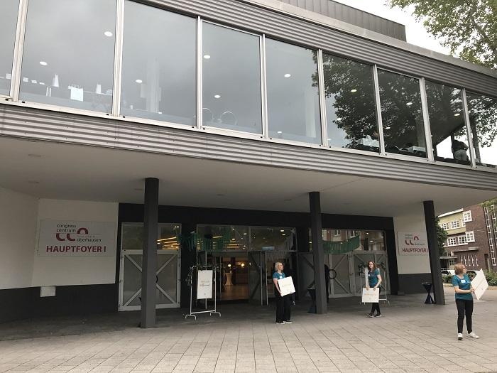 Luise Albetz Congresszentrum Oberhausen