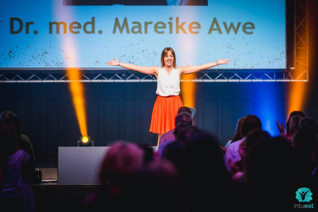Wohlfühlrevolution Festival, Die Gastgeberin Mareike Awe