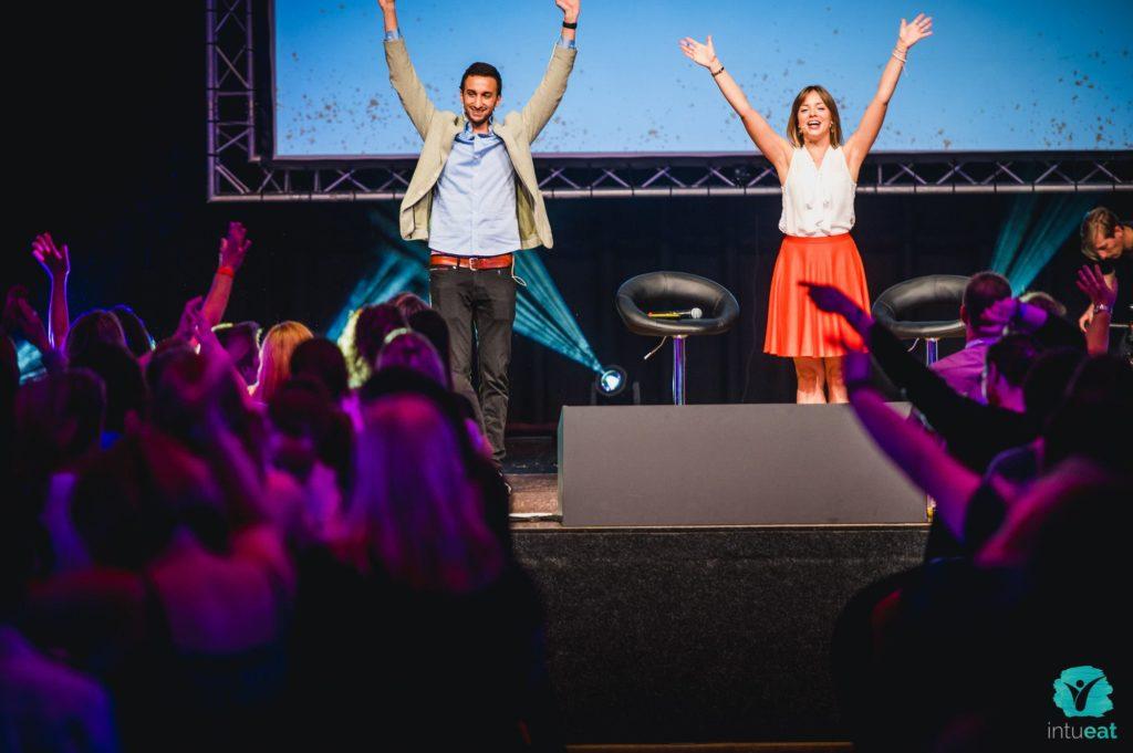 Mareike und Marc, die Gründer von intueat