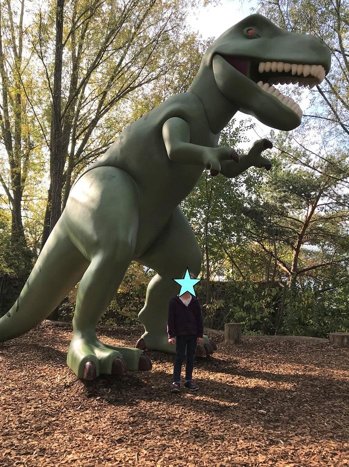 Ausflugstipp mit Kindern: Playmobil FunPark, Dinos & Baumhaus