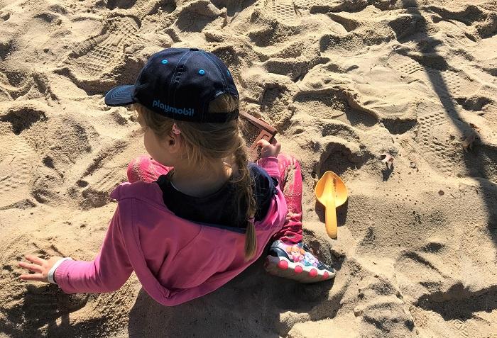 Ausflugstipp mit Kindern: Playmobil FunPark, Goldmine