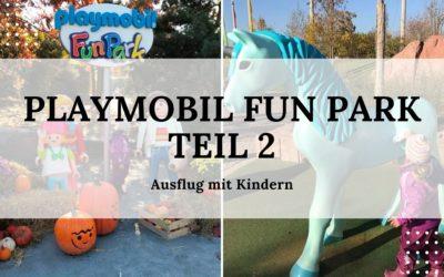 Playmobil FunPark in Zirndorf – Ausflugstipp mit Kindern – Teil 2