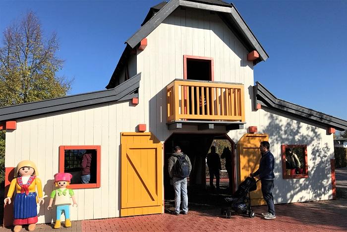 Ausflugstipp mit Kindern: Playmobil FunPark, Bauernhof