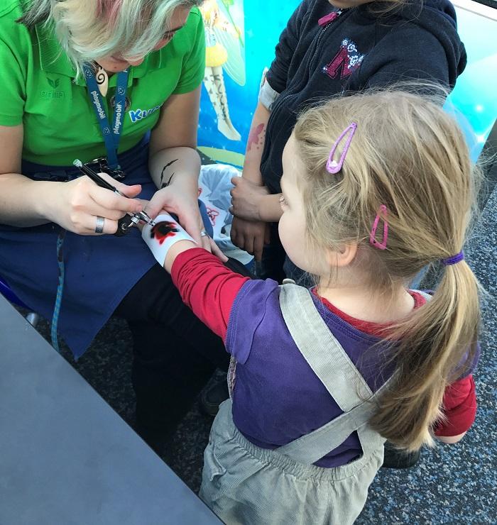 Ausflugstipp mit Kindern: Playmobil FunPark, HOB-Center