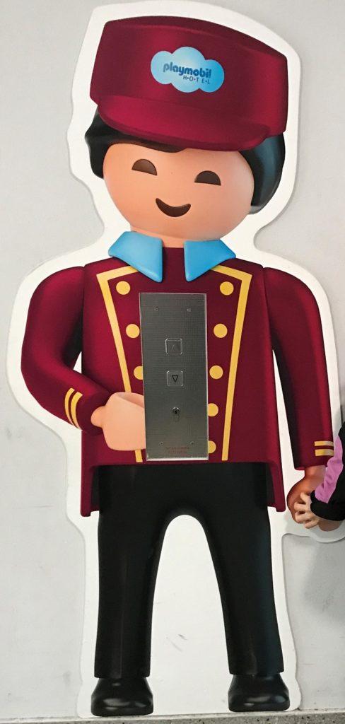 Ausflugstipp mit Kindern: Playmobil FunPark, Hotel