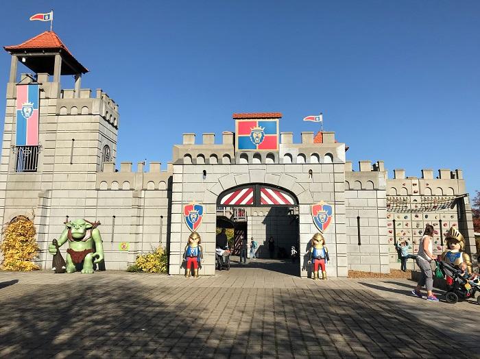 Ausflugstipp mit Kindern: Playmobil FunPark, Ritterburg