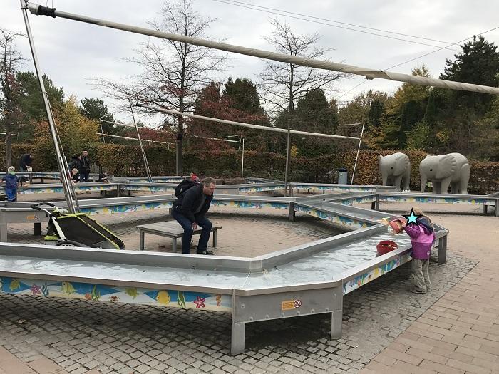 Ausflugstipp mit Kindern: Playmobil FunPark, Wasserkanal