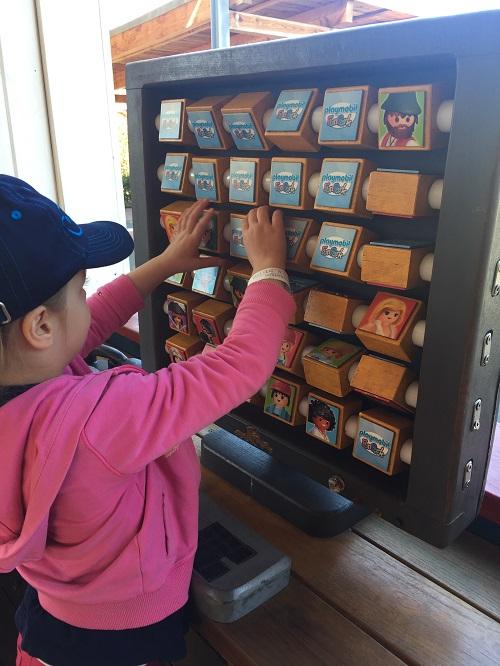 Ausflugstipp mit Kindern: Playmobil FunPark, Polizeistation