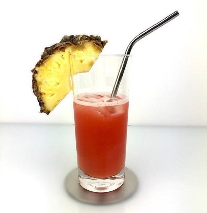 Leckeres Rezept: alkoholfreier Cocktail - Bora Bora