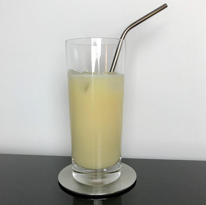 Leckeres Rezept: alkoholfreier Cocktail - Baby Pina Colada
