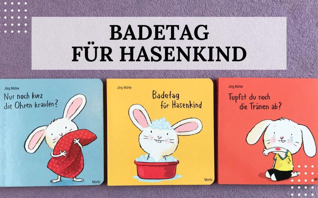 Buch-Rezension: Badetag für Hasenkind