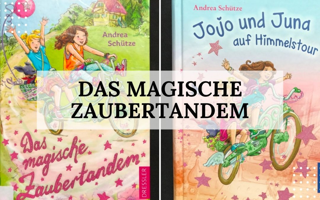 Buch-Rezension: Das magische Zaubertandem