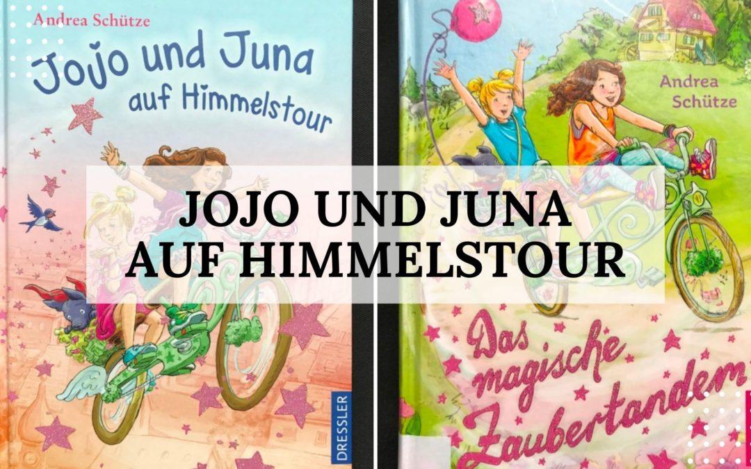 Buch-Rezension: Jojo und Juna auf Himmelstour
