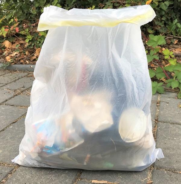 30am30 - 30 schöne Momente im September 2020 - Müll einsammeln