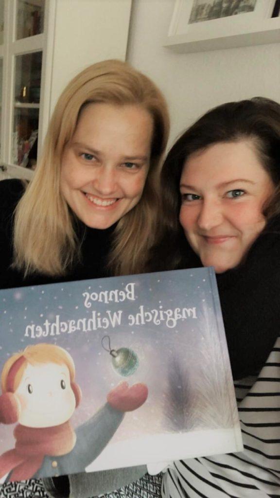 30am30 - 30 schöne Momente im September 2020 - magily Weihnachtsbuch