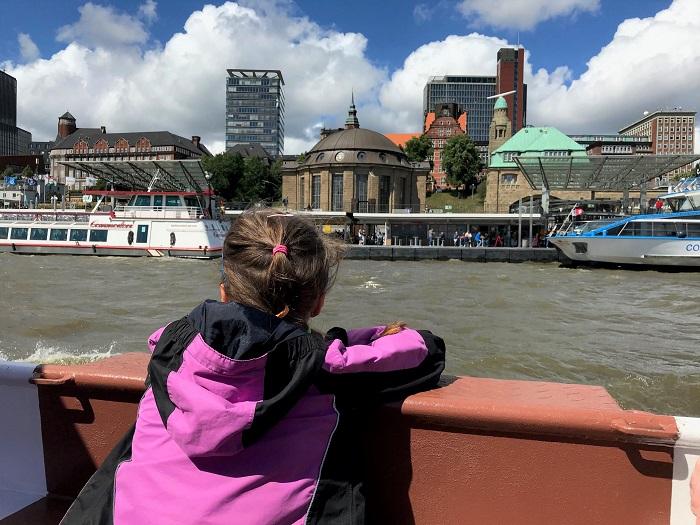 Urlaub in Friedrichskoog - Tagesausflug nach Hamburg - eine Hafenrundfahrt