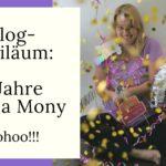 Blog-Jubiläum - 2 Jahre Mama Mony