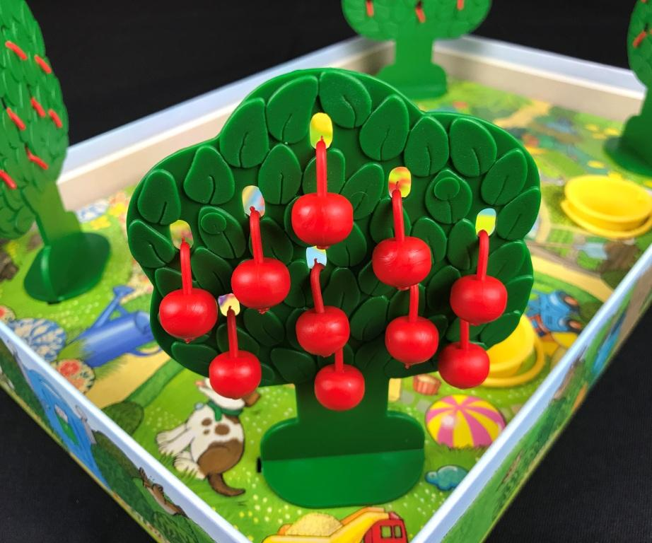 Spieletipp: Kinderspiele ab 4 Jahren - Äpfelchen