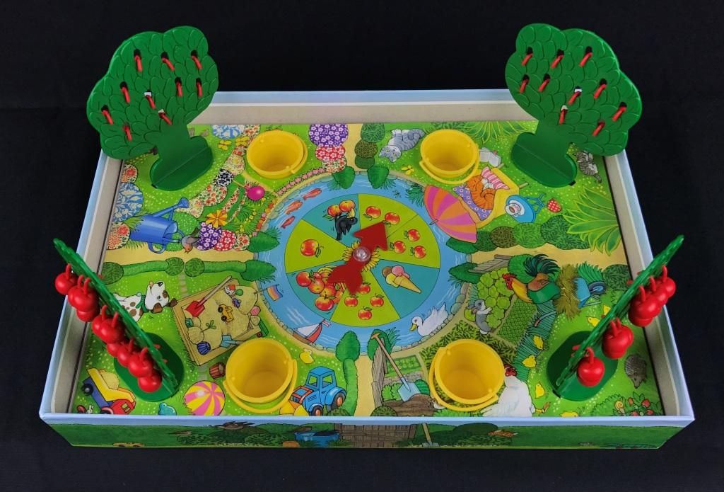 Spieletipp: Äpfelchen - Spielaufbau
