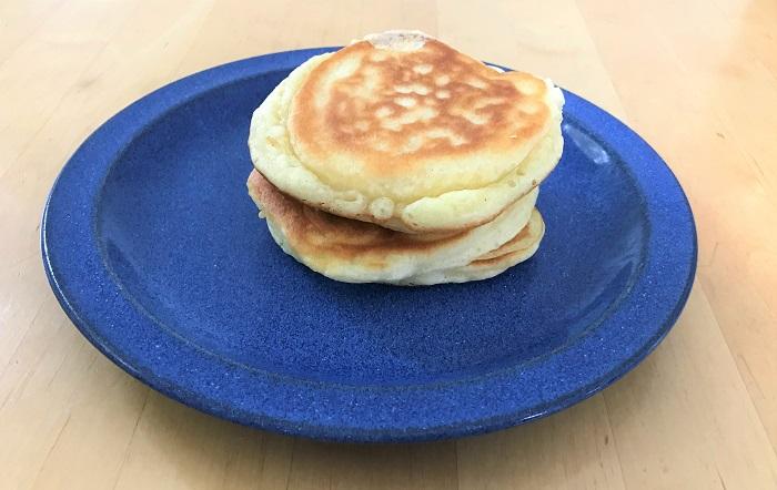 30am30 - 30 schöne Momente im Oktober 2020 - Pancakes zum Frühstück