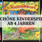 Spieletipp: Kinderspiele ab 4 Jahren - Titelbild