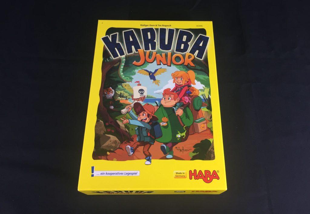 Spieletipp: Kinderspiele ab 4 Jahren - Karuba Junior