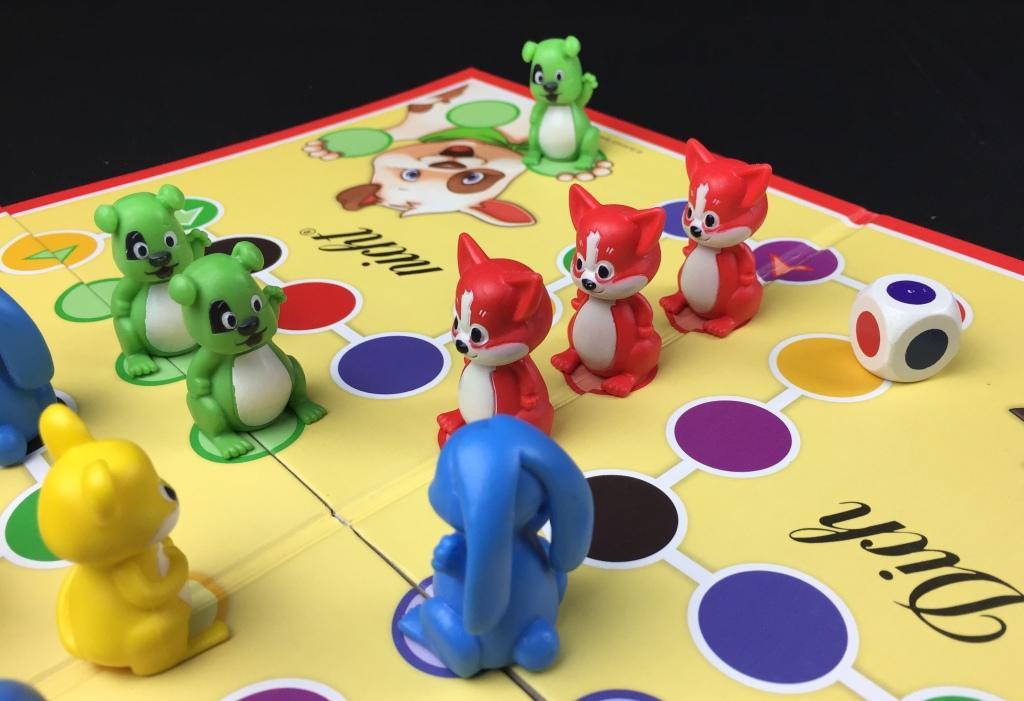 Spieletipp: Mensch ärgere dich nicht Kids - Spielende