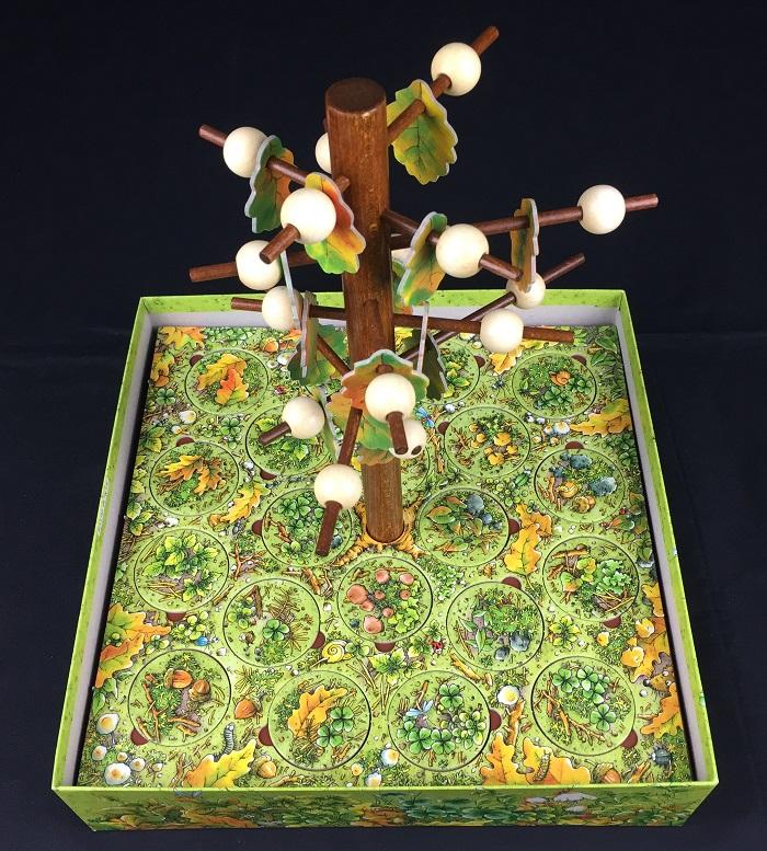 Spieletipp: Purzelbaum - Spielaufbau
